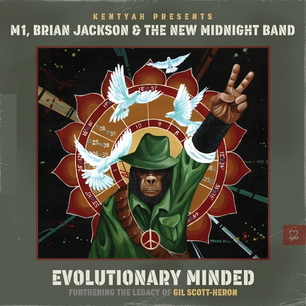 Evolutionary Minded (Furthering the Legacy of Gil Scott-Heron)
