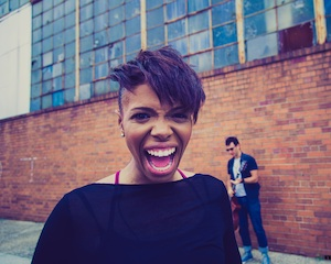 Kellylee Evans hits Billboard and iTunes charts!