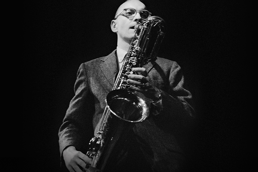 Pepper Adams' Joy Road Project