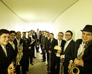 SpokFrevo Orquestra featured in the New York Times